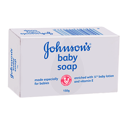 Johnsons Baby Soap