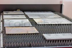 CNC Galvanized Iron Cutting Services