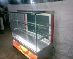 Straight Cold & Nomal Display Counter