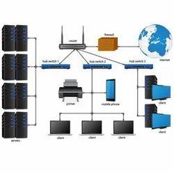 D-link 4G Firewall Swicth Router, 1000per/gig