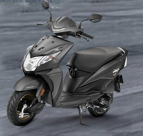 Black Honda Dio Scooter, Rs 52194 /unit, Srijan Honda