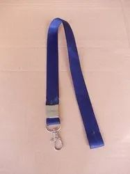 Satin Lanyard With Hook