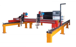 Heavy Duty CNC Cutting Machine
