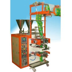 Two Track Liquid Sachet Packing Machine