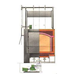 Open Hearth Furnace Model