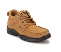 Rust Mid Ankle Casual Shoe For Mens