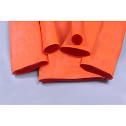 Corona Treater Silicone Rubber Sleeves