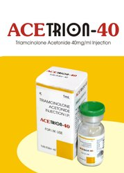 Triamcinolone Acetonide 40mg (1ml Pack)