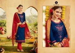 Kessi Fabric Amrut Vol-3 Unstitched Dress Material