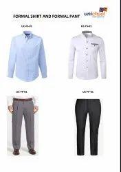 Regular Fit Formal Shirt and Formal Pant