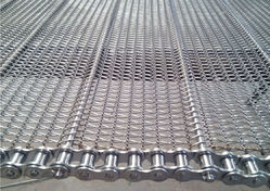 MS Wiremesh Conveyor Belt