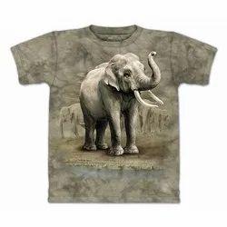 Digital T Shirt Printing Service in Pan India