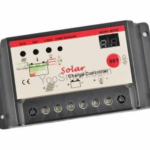 Lead Acid Battery Type Solar Charge Controller | ID: 14863145373