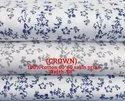 Crown (100% Cotton Satin Print) Shirting Fabric