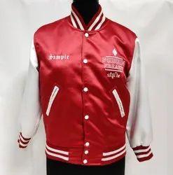 Satin Jacket - Customizable