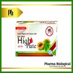 High Plate Tablet