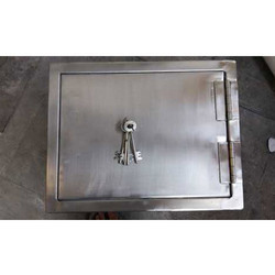 Stainless Steel Jewellery Locker