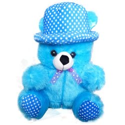 RC Printed Teddy Soft Toy