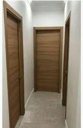 Plywood Door Frames