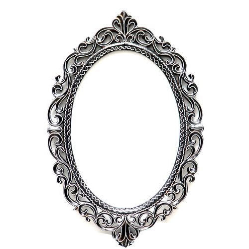 Polished Oval Wooden Mirror Frame Rs 1000 Piece Assam Kenwood Furniture Id 19871408333