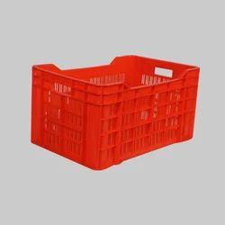 48 Litre Orange Crate