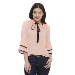 Ladies Casual Rayon Top