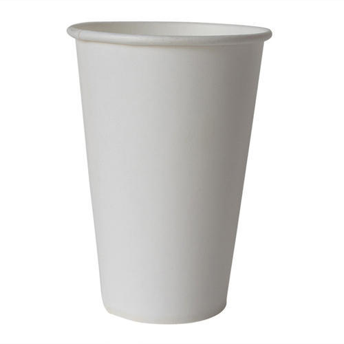 Disposable Paper Glass - Disposable plain Paper cup 330 ml