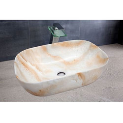 Modern Ceramic Designer Colored Wash Basin