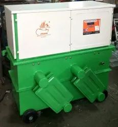 Three Phase Oil Cooled Stabilizer, For Industrial, Floor