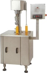 Semi Automatic Bottle Screw Capping Machine