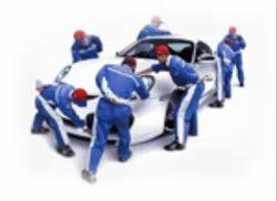 Auto Garage Management Service