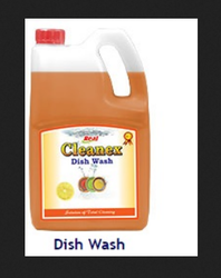 Real Cleanex Dish Wash
