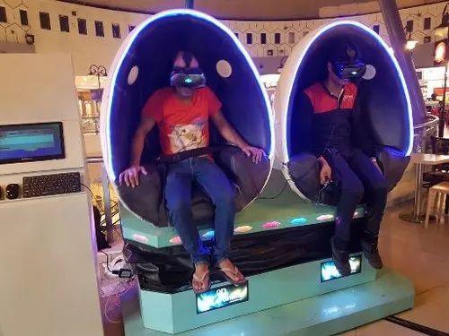 Egg VR Games
