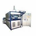 Automatic Plastic Glass Making Machine, Weight: 500-600 Kg