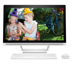 HP Pavilion 27-Q101in Desktop