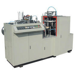 Fully Automatic Glass and Cup Making Machine