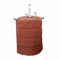 Canvas(Water Proof) Krome Dispense Keg Cooler Jacket