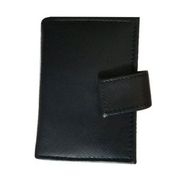 Black Promotional Wallets