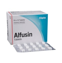 Alfusin Tablet PR (Alfuzosin)