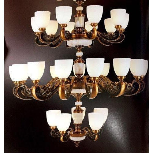 Ceiling Hanging Chandelier at Rs 9500 /piece | Nanded | Pune | ID ...