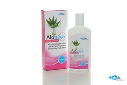 Alonaya Body Lotion (Aloe Vera Jojoba Oil Caprylic)