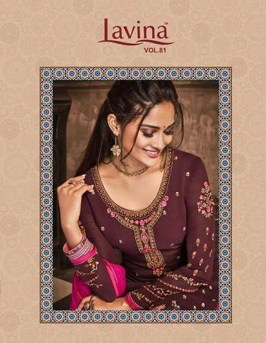 a71c038a2c UNSTITCHED DRESS MATERIALS - KOHINOOR SARGAM PRINTS PASHMINA FABRIC  UNSTITCHERD SALWAR SUITS Manufacturer from Surat