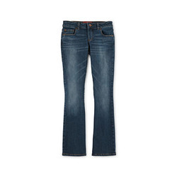 Bebe Denim and Dobby Girls Stretchable Jeans, Waist Size: 16 to 32