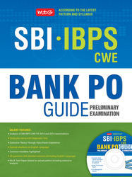 SBI. IBPS CWE -Bank PO Guide Preliminary Examination