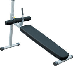 Non Weight Machines Cosco Adjustable Abdominal Bench CS16