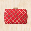 Designer Ethnic Clutch Bag