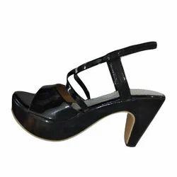 Black Casual Ladies Designer Sandal, Size: 6-11