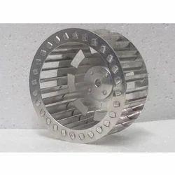 Single Inlet Aluminum Impeller