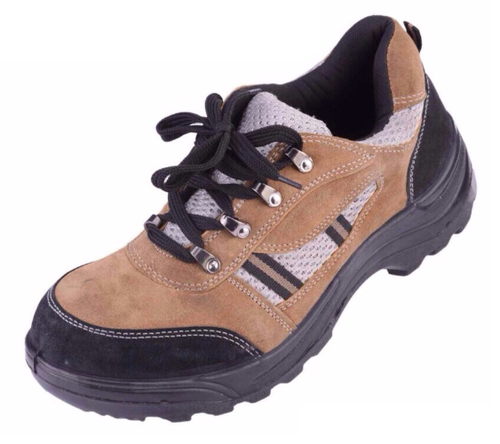 969bc388fc94 Leather Safety Shoes - Safety Shoes Sporty Model Wholesale Trader ...