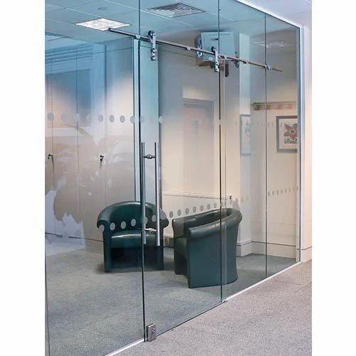 Frameless Glass Door At Rs 650 Cubicfeet Glass Door Raksha